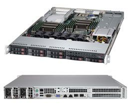 REFURBISHED Supermicro SuperServer SYS-1027R-72RFTP