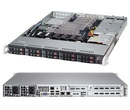 REFURBISHED Supermicro SuperServer SYS-1027R-WC1RT