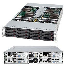 REFURBISHED Supermicro SuperServer SYS-6016T-GIBQF